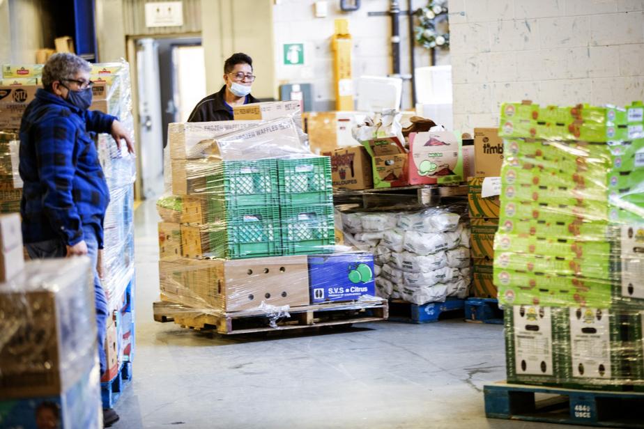 Moisson Montréal a fait le plein de dons dans les derniers mois, mais l'organisme s'inquiète du sort des petits organismes communautaires qui sont ses yeux et ses oreilles sur le terrain.