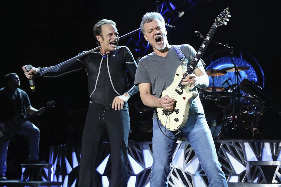 Eddie Van Halen (6octobre, 65ans) Auteur-compositeur principal et guitariste du groupe rock américain VanHalen