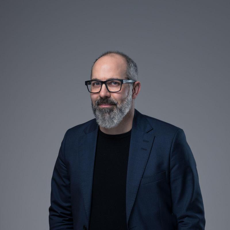 Yves Théoret, nouveau directeur général adjoint, responsable de l'administration
