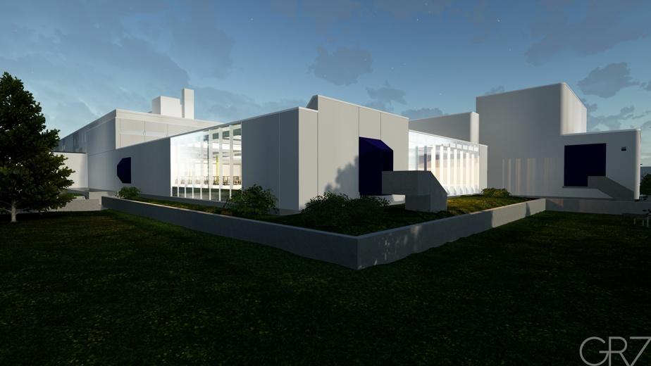 Le CSSDM a dévoilé cette semaine des images d'une école Louis-Joseph-Papineau repensée.