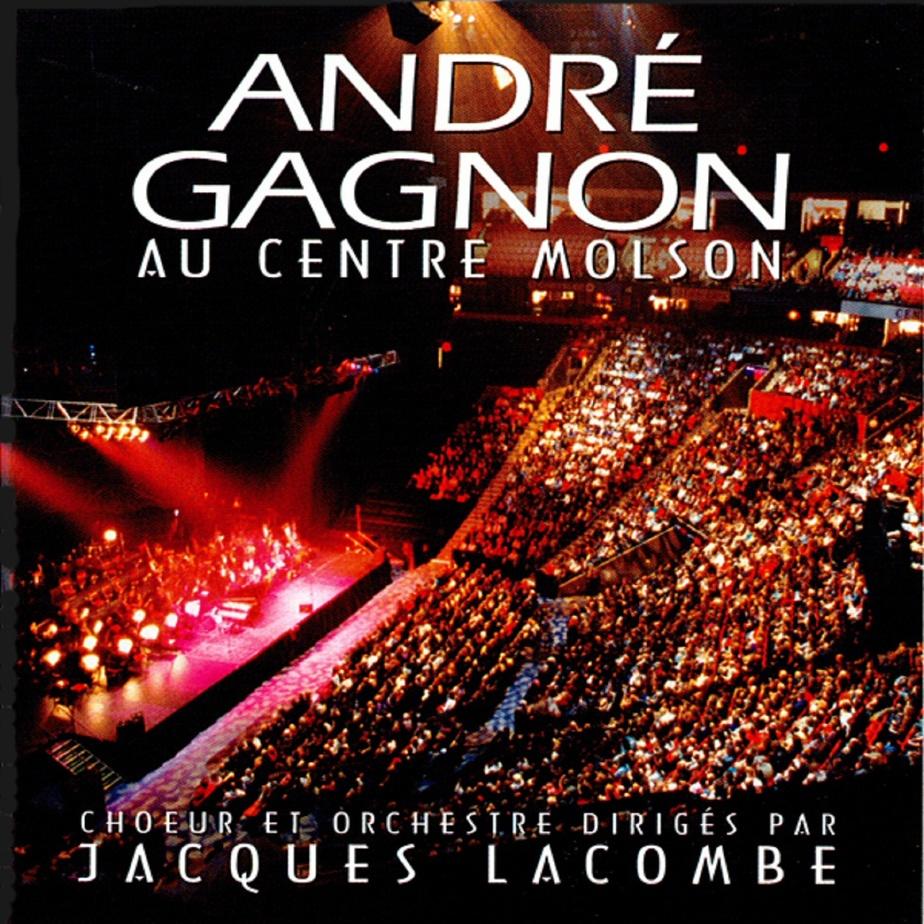 Au Centre Molson (Live), André Gagnon, 1997