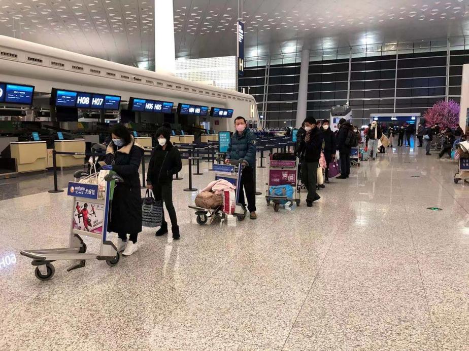 Canadiens coincés à l'étranger : de nouveaux vols spéciaux annoncés