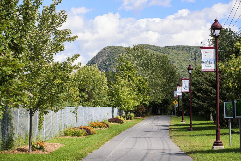Le sentier Roger-Dubuc, à McMasterville