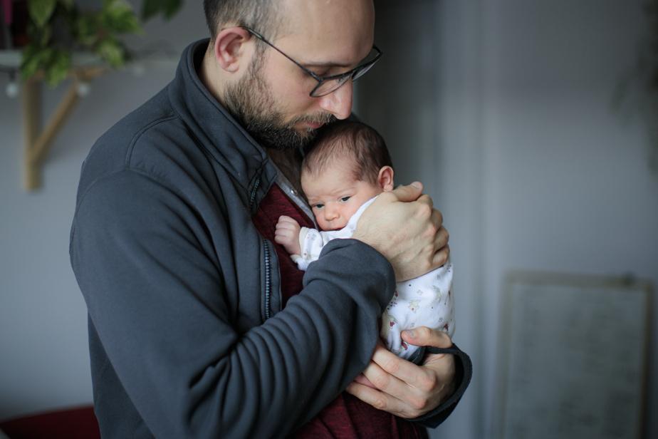 «Je suis fan de ce petit bébé», dit Alexis.