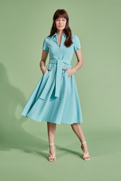 La robe Kittie (166,50$)