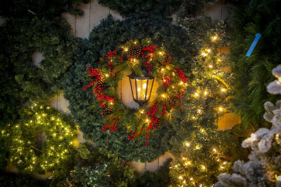 Les consommateurs recherchent beaucoup de lumières et ne lésinent pas sur la qualité, pour que rien ne brise avant Noël, constate JacquesClaude Junior, propriétaire de la Pépinière Éco-Verdure, à Saint-Eustache. «Ils aiment les lumières qui clignotent et ont un certain mouvement, dit-il. Plusieurs mélangent les lumières de tons chauds et froids.»