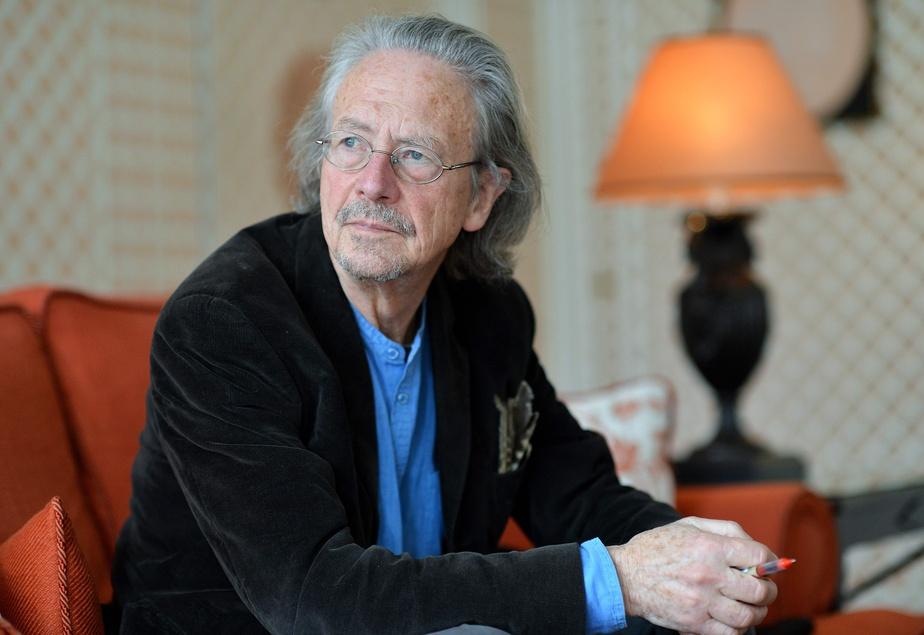 Les lauréats du Prix Nobel de littérature sont — Récompense