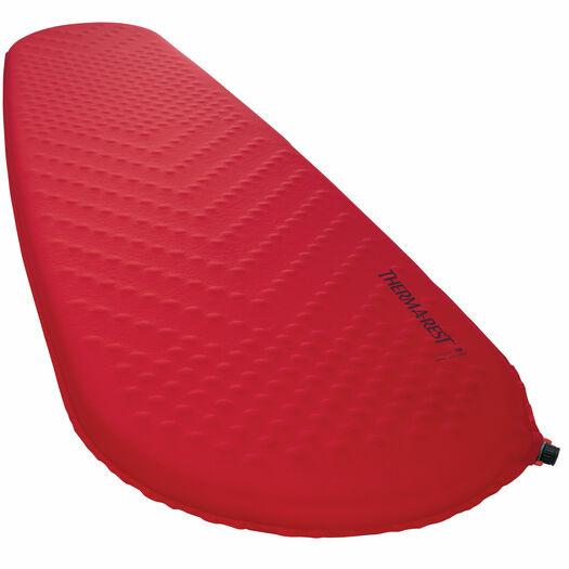 ProLite Plus de Therm-a-Rest. 139,95$. Un exemple de matelas autogonflant: un peu plus lourd que les matelas gonflables ultralégers mais plus résistant.