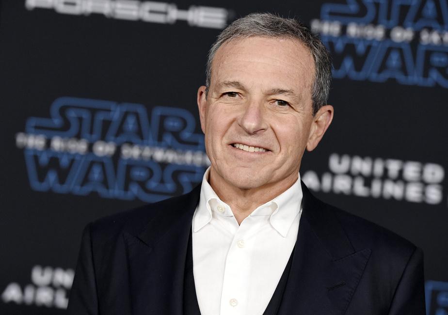 Le patron de Disney, Bob Iger, démissionne immédiatement