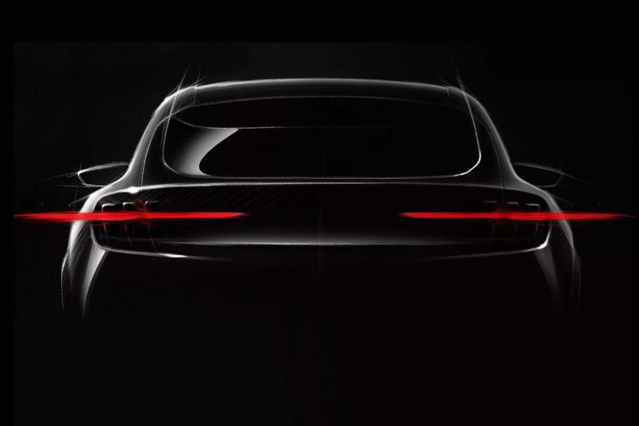Ford dévoilera son SUV 100% électrique inspiré de la Mustang en novembre