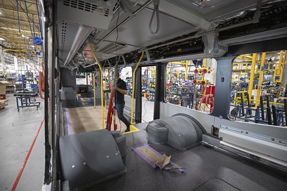 Ces ajustements seront en vigueur pour au moins un an chez Nova Bus.