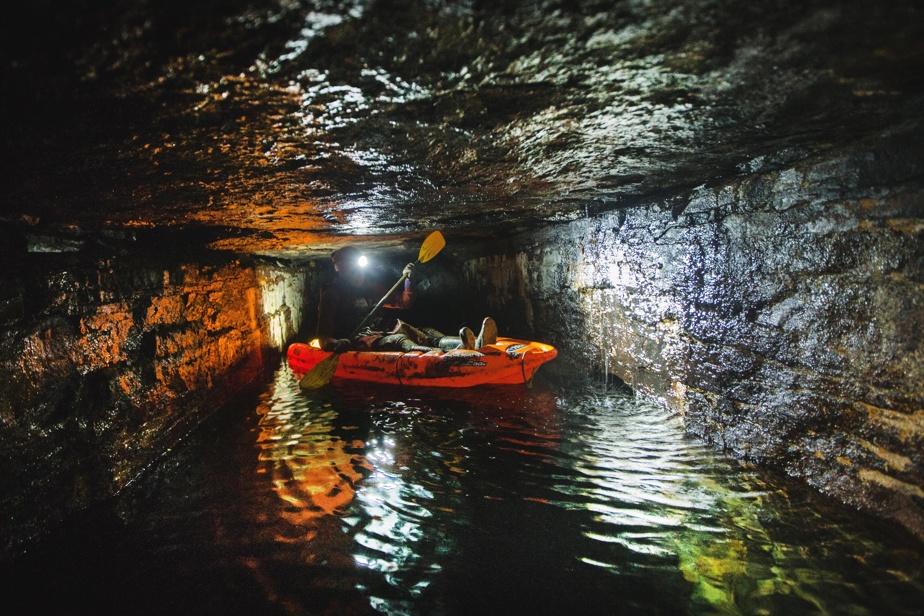 À la découverte des cavernes du Québec | La Presse