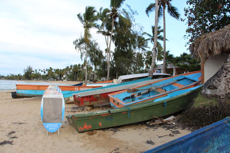 Las Terrenas était à l'origine un village de pêcheurs.