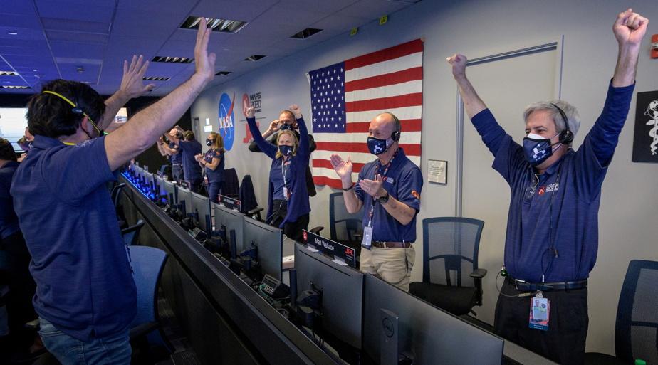 Rover Perseverance : des chercheurs lyonnais impatients d'étudier des échantillons de Mars