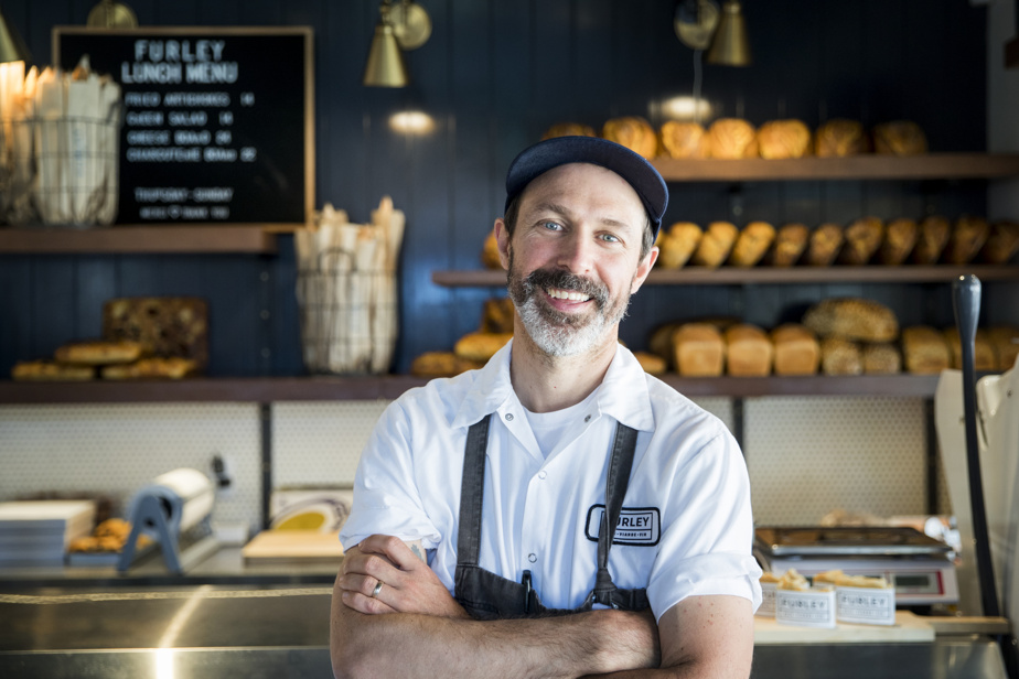 Shaun Hughes est propriétaire du restaurant-boucherie Furley.