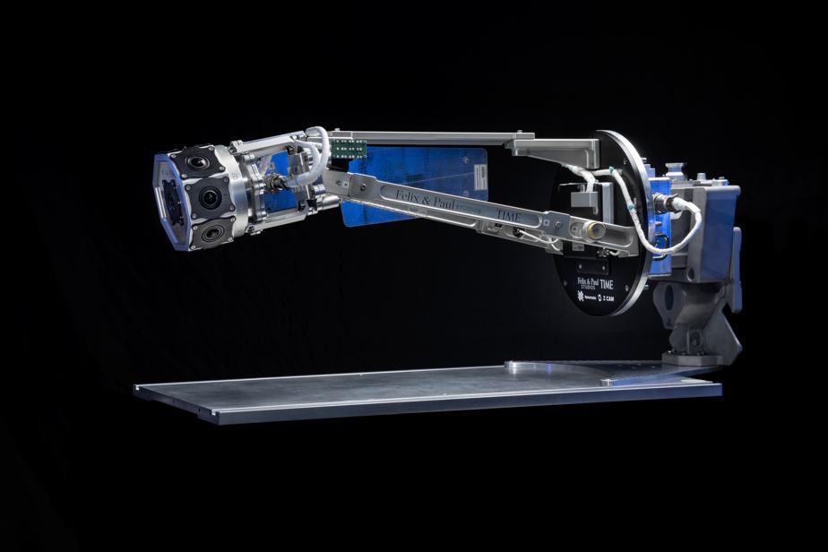 La caméra Z-Cam V1 Pro de Felix&Paul Studios