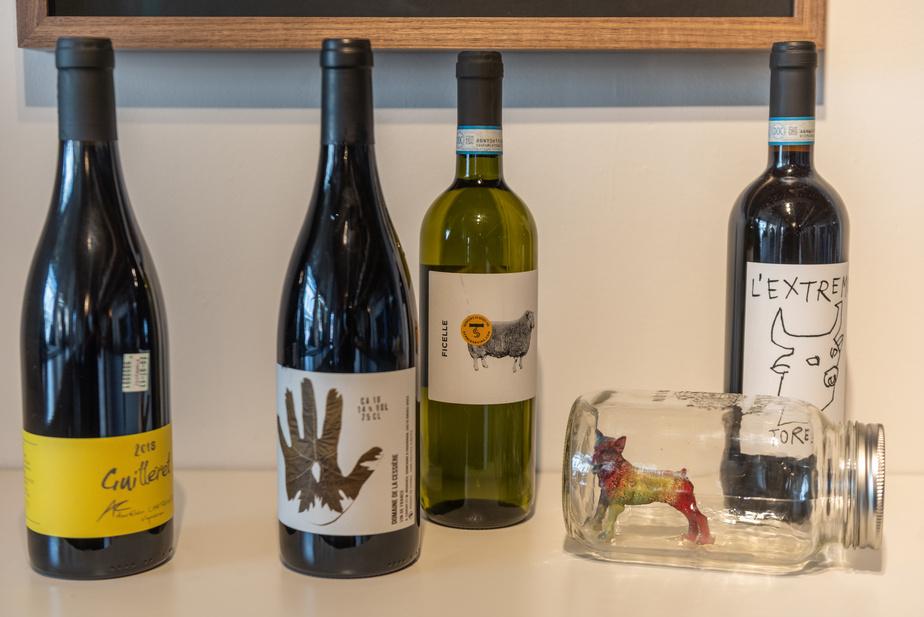La sommelière Andréanne Guay propose une belle carte de vins parsemée de jolies découvertes, et ils sont presque tous offerts au verre.
