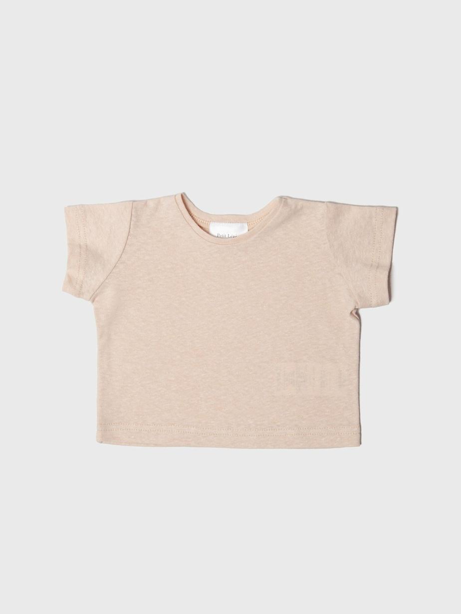 T-shirt Clairin en chanvre et en coton biologique, 38$