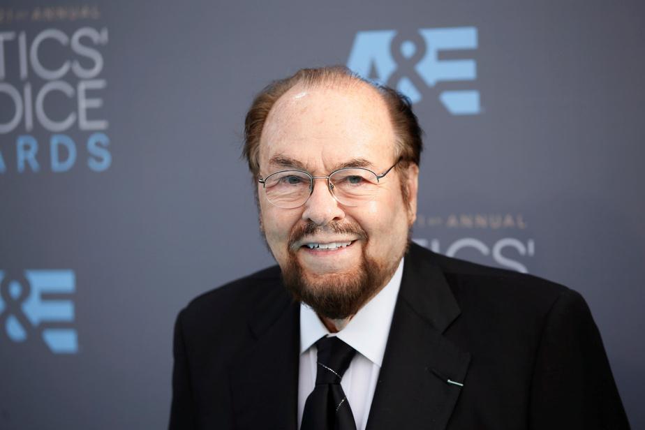 James Lipton (2mars, 93ans), animateur de l'émission Inside the Actors Studio