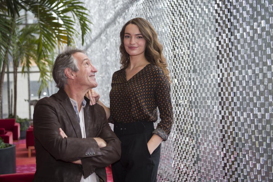 «Après des mois durant lesquels nous avons été privés de cinéma en salle, nous nous réjouissons à l'idée de lancer notreédition avec le film de SophieDupuis, initialement prévu en ouverture du Festival du nouveau cinéma. C'est l'occasion pour nous aussi d'offrir à ce film magnifique un lancement prestigieux», a dit SylvieQuenneville, directrice générale adjointe de Québec Cinéma. Sur la photo, Jean L'Italien et sa fille SarahL'Italien.