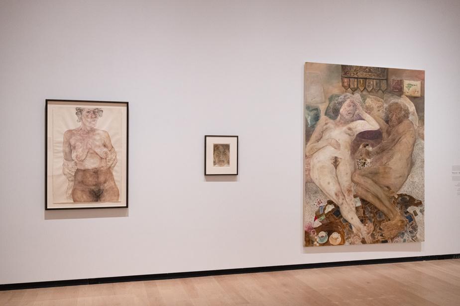 Trois tableaux de MarionWagschal