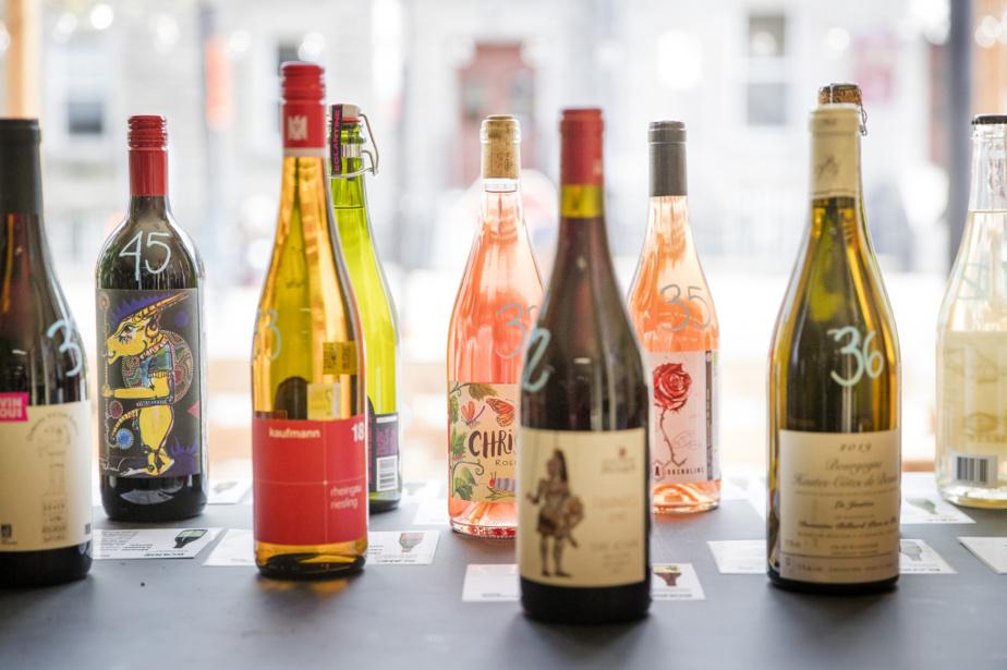 Les vins de soif sont à l'honneur sur la jolie carte des vins, composée d'importations privées.