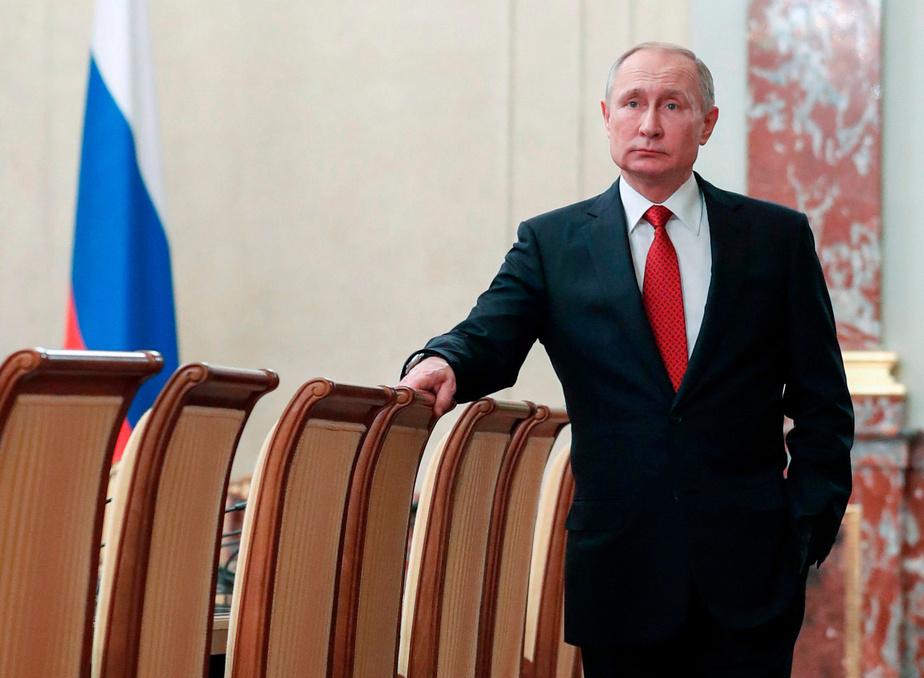Que veut vraiment Vladimir Poutine — Russie