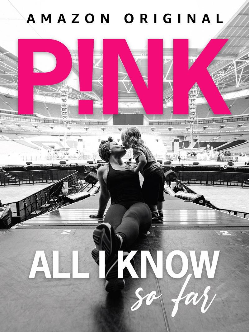 P!nk– All I Know So Far
