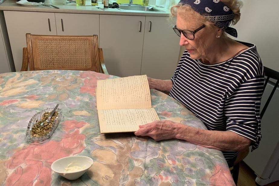 Louis Domingue et sa grand-mère ont commencé à brasser des idées. Pierrette Gariépy a conservé les vieilles recettes de son père, qui a déjà eu une boulangerie à Beauharnois.