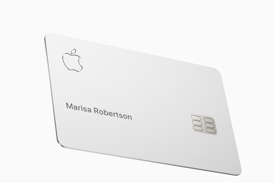 La carte de paiement accusée d'être sexiste — Apple Card