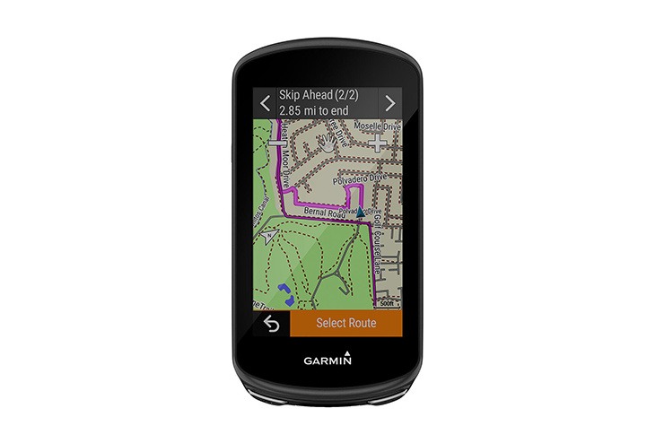 Cyclomètre avec GPS GARMIN Edge 1030 Plus, 179957