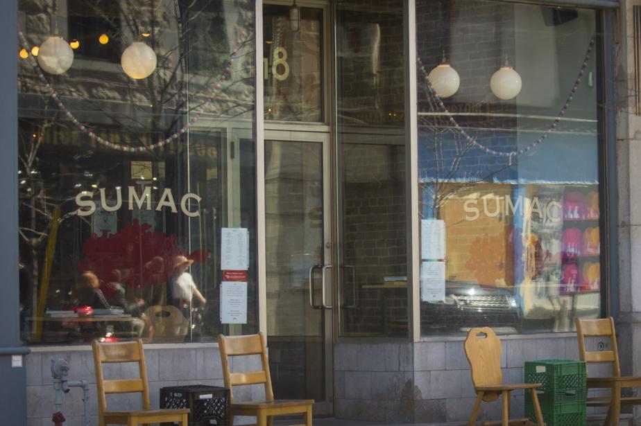 Le Sumac est une institution du Saint-Henri nouveau.