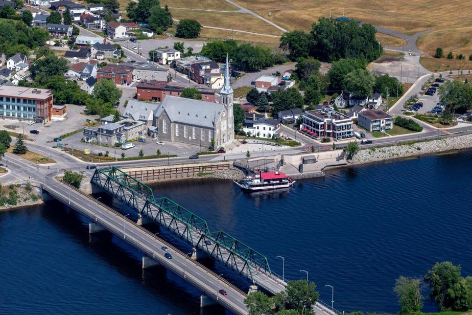Regards sur les villes: Gatineau et Ottawa à vol d'oiseau