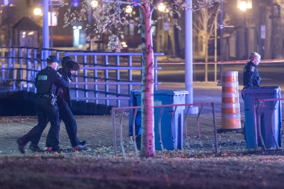 Agressions à l'arme blanche à Québec | Deux personnes tuées, cinq blessés,  un homme de 24 ans arrêté