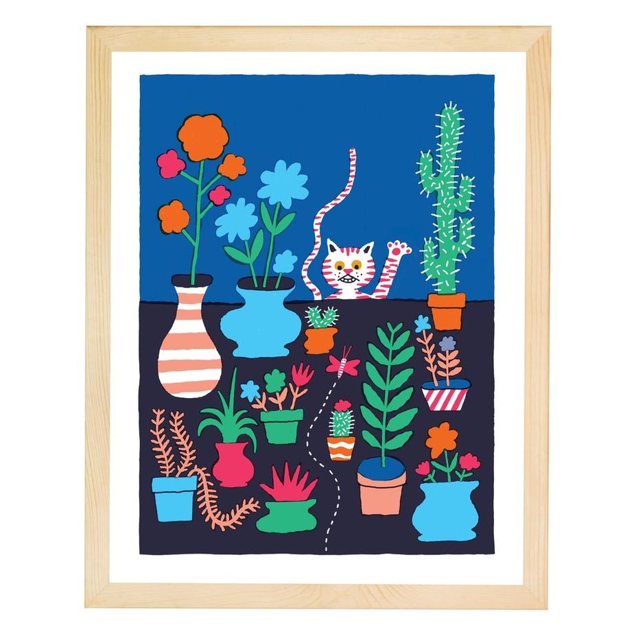 Le chat, de Benoit Tardif