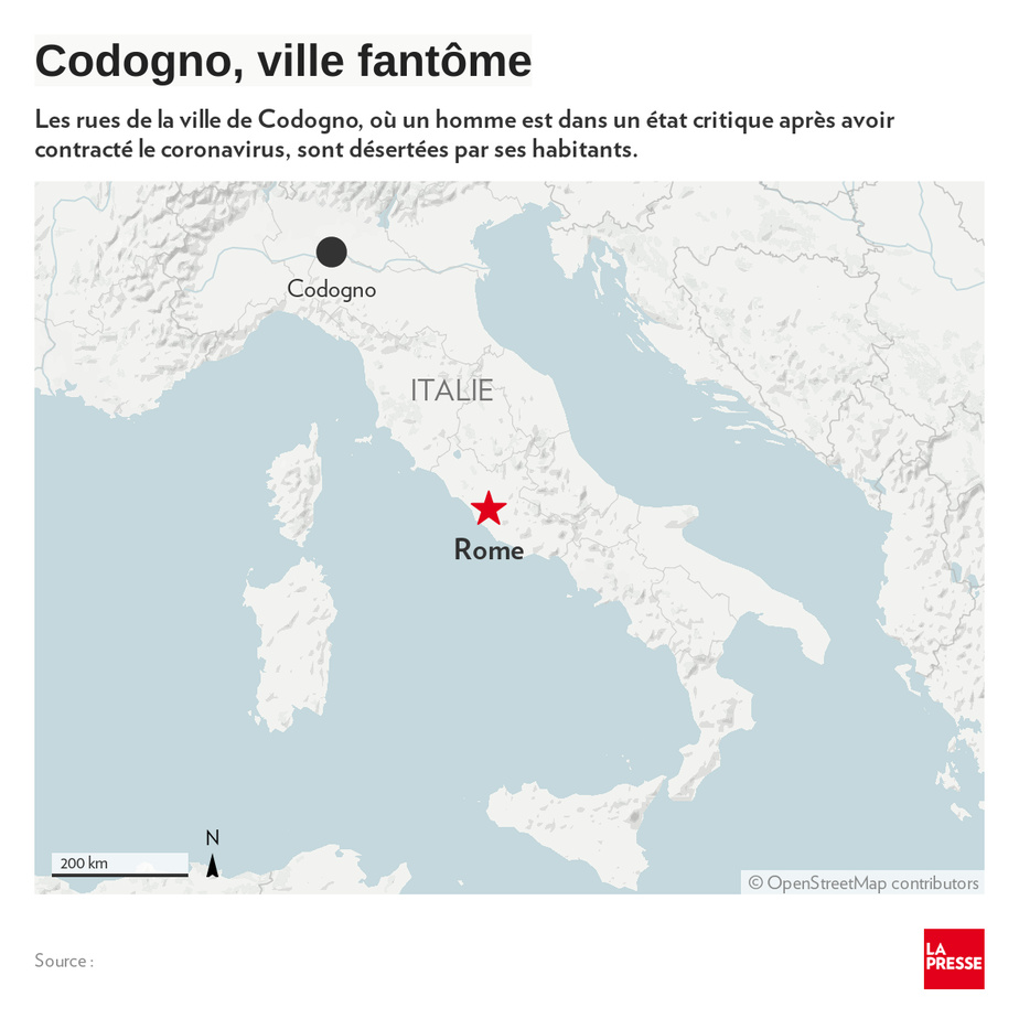 Cellule de suivi au consulat de Tunisie à Milan — Coronavirus en Italie