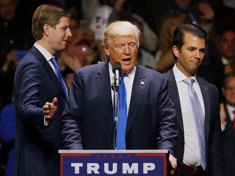 Revers cuisants pour des alliés de Trump dans des élections locales