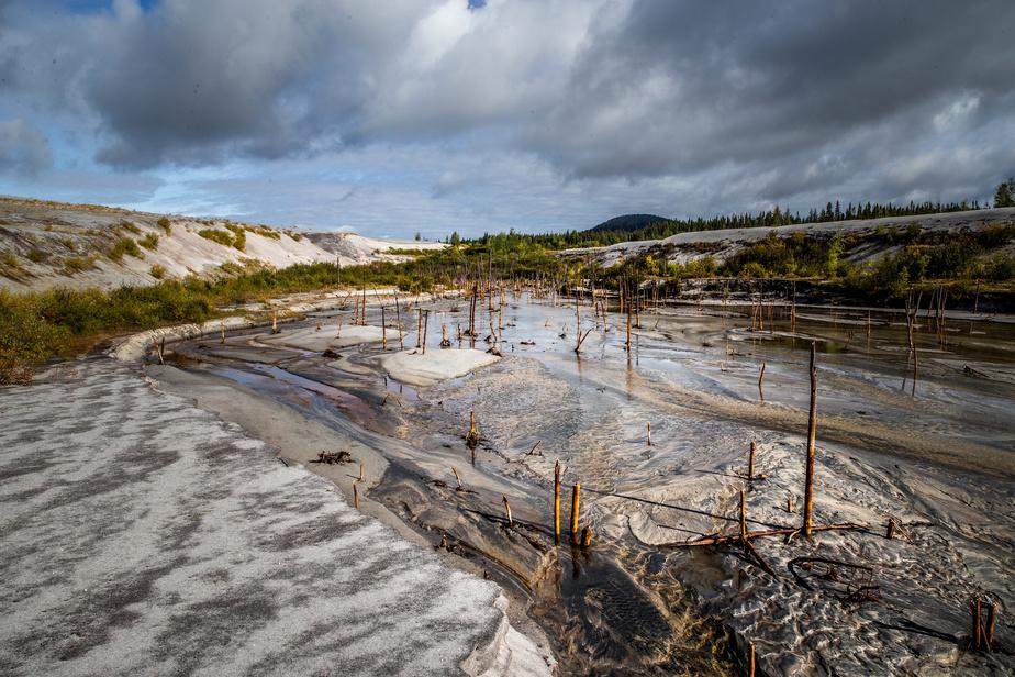 ArcelorMittal, qui exploite une mine à Fermont, projette de réaliser un projet de compensation de près de 14millions sur le site. Le projet consiste à stabiliser le parc à résidus et à procéder à des aménagements fauniques le long d'un cours d'eau né dans cet environnement post-industriel. «Même s'il ne nous appartient pas, le site du lac Jeannine a été choisi parce que de nombreux gains pouvaient y être réalisés en matière de restauration de l'habitat du poisson et de protection de l'environnement», explique Annie Paré, directrice des communications à ArcelorMittal.