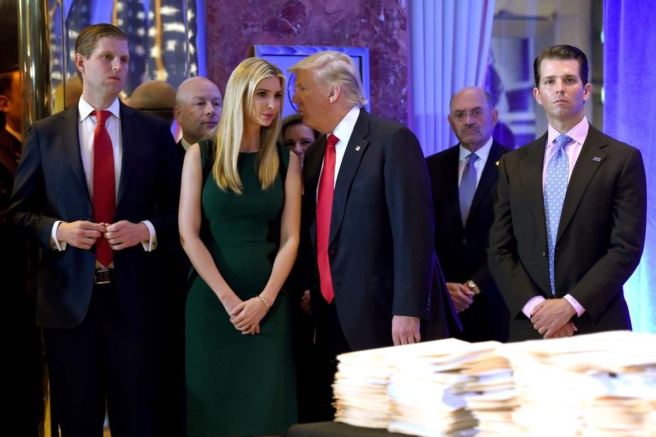 Trump condamné à payer 2 millions de dollars — Conflit d'intérêt
