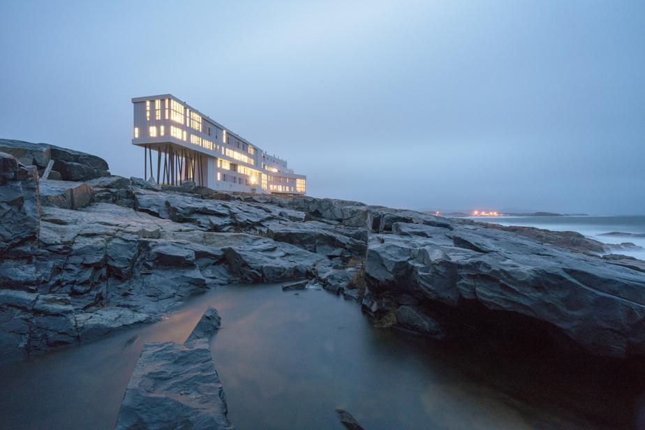 Le Fogo Island Inn
