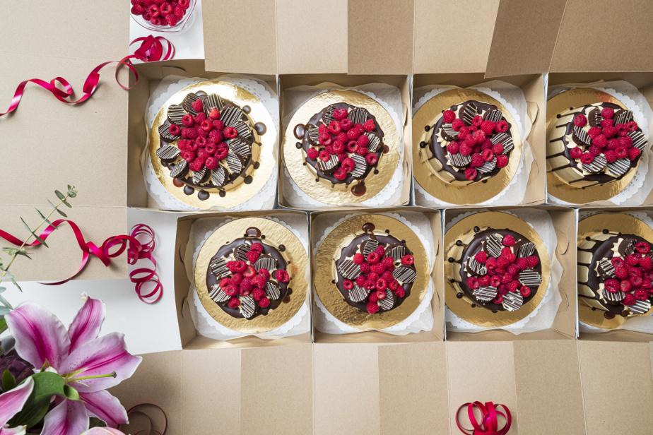 «Cake Friday» et sur mesure confondus, Cindy Wollenschlaeger peut faire entre 12 et 20gâteaux par semaine.