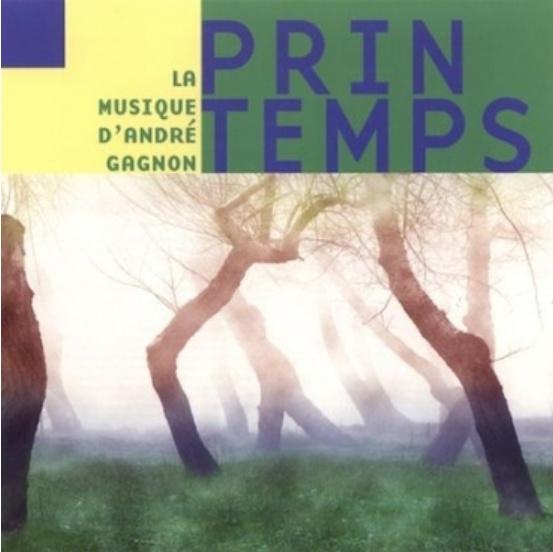 Printemps, André Gagnon, 1999