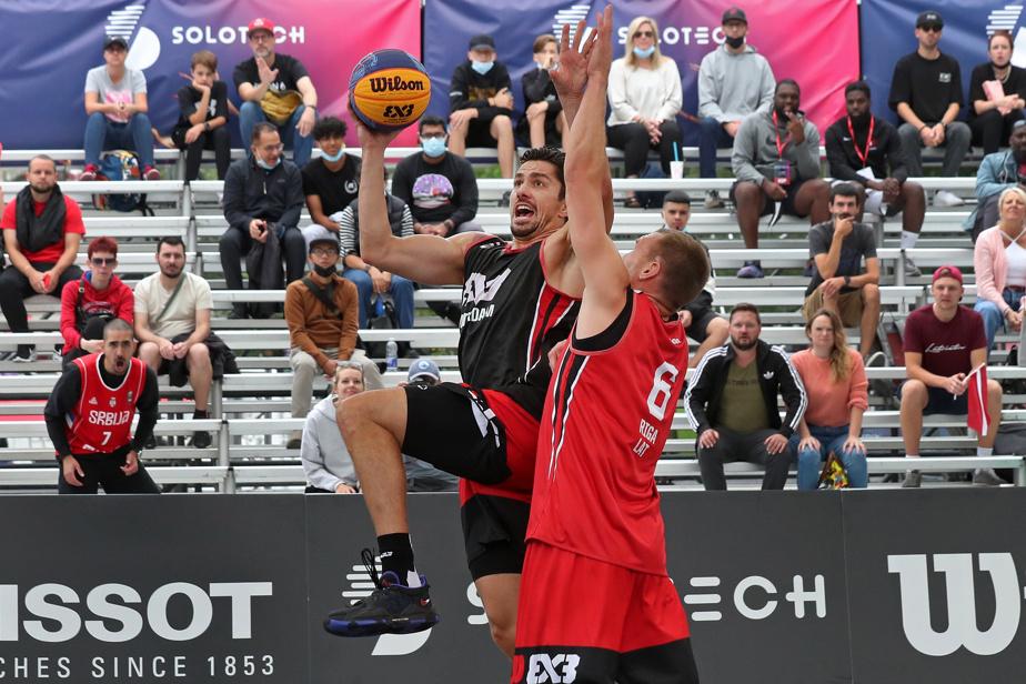 Bien que le basketball soit déjà un sport assez rapide, le modèle à 3 contre 3 est réputé pour son tempo encore plus vite et laisse davantage de place à la créativité.