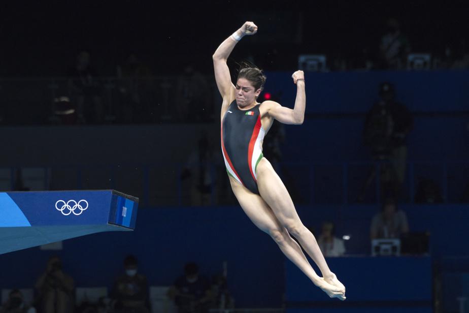 Toujours à la plateforme de 10m, la Mexicaine Alejandra Orozco s'est qualifiée, elle aussi, pour les demi-finales de l'épreuve.
