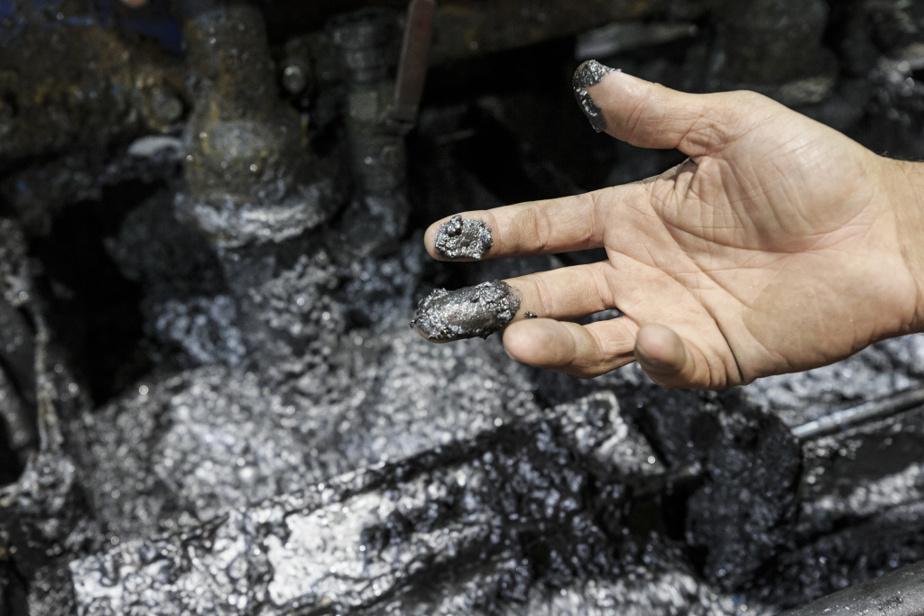 Un concentrateur de graphite a déjà débuté ses opérations à petite échelle dans une usine sur le territoire de Saint-Michel-des-Saints.