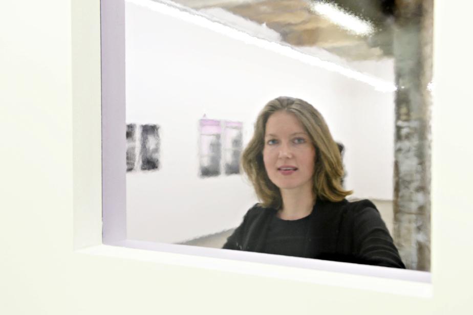 La photographe montréalaise Lorna Bauer en 2016.