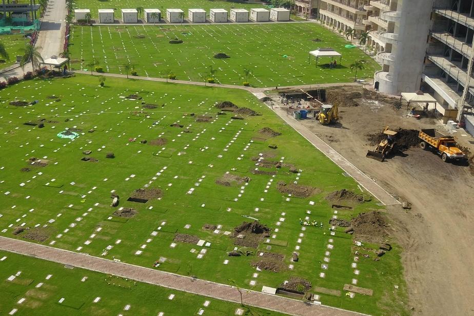 À Guayaquil, en Équateur, les pompes funèbres sont débordées — Coronavirus