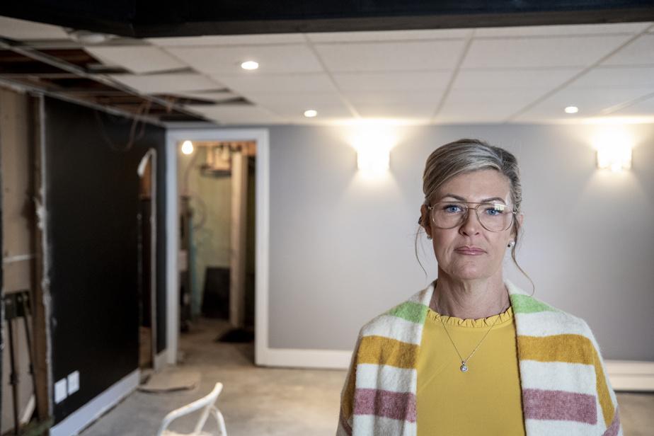 Julie Ménard, résidante de Sainte-Marthe-sur-le-Lac