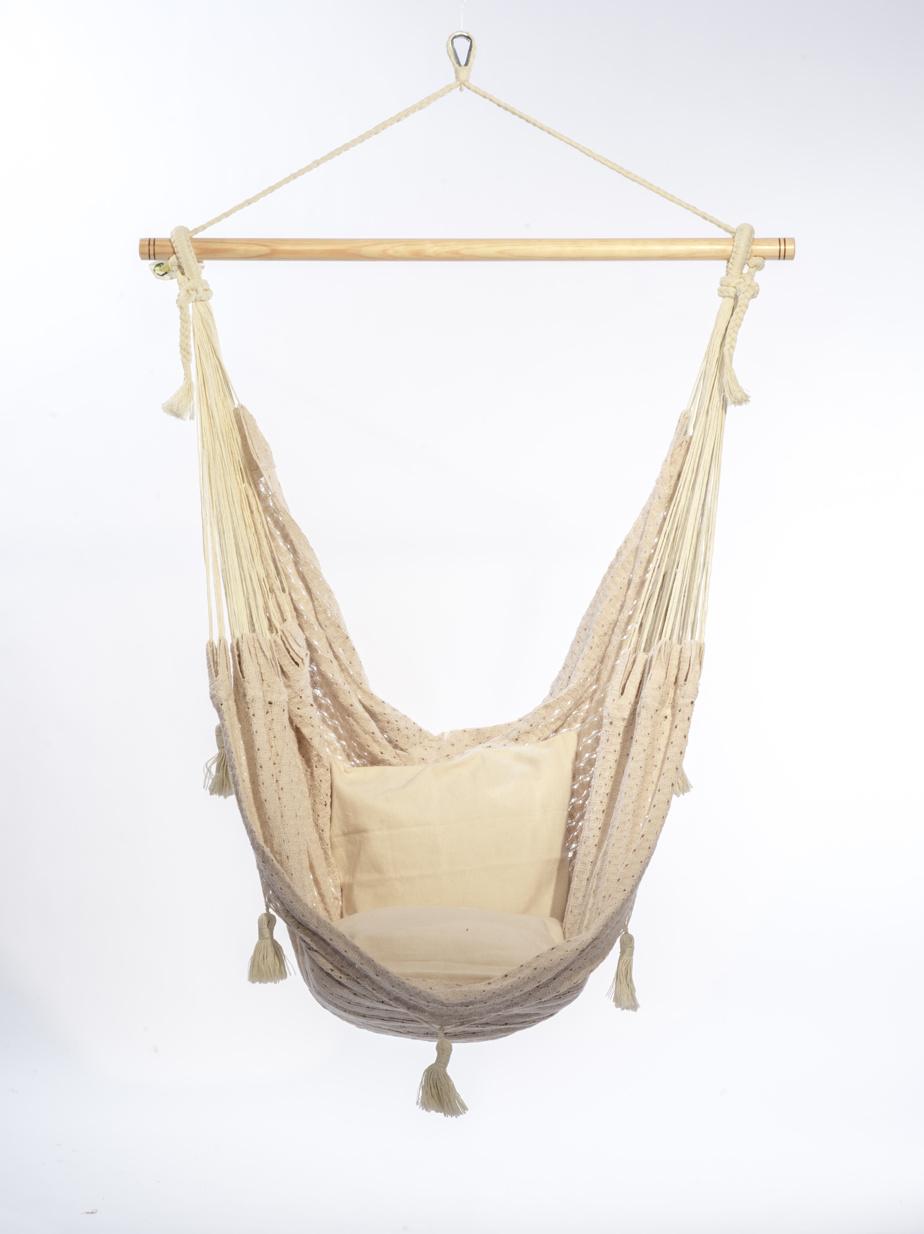 Chaise-hamac Cozumel, 179,95$, à La Maison du hamac
