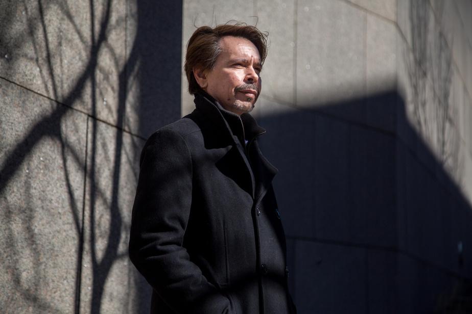 Faits divers Éric Salvail de retour en cour